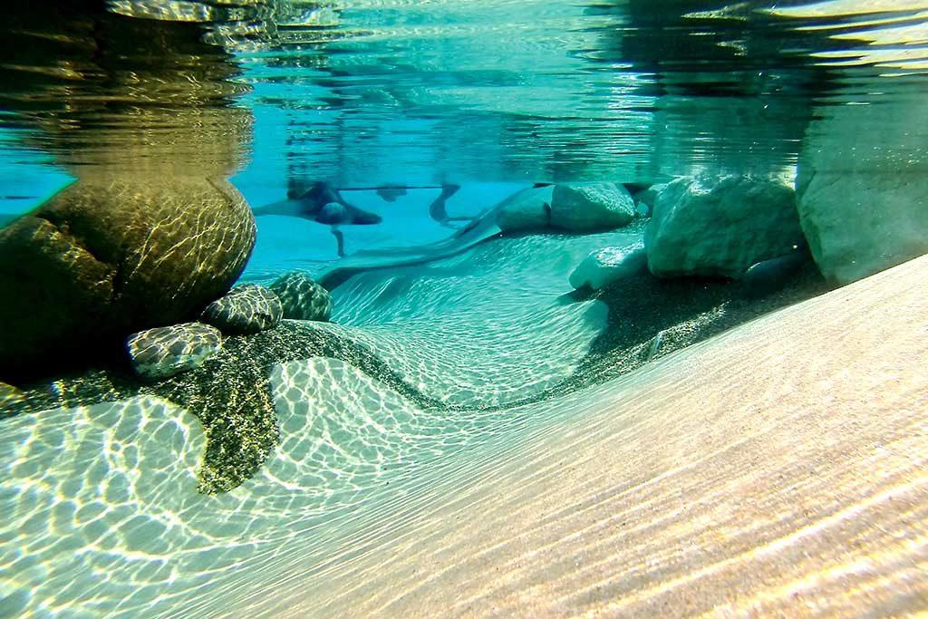 Design Pool - Unter Wasser 2