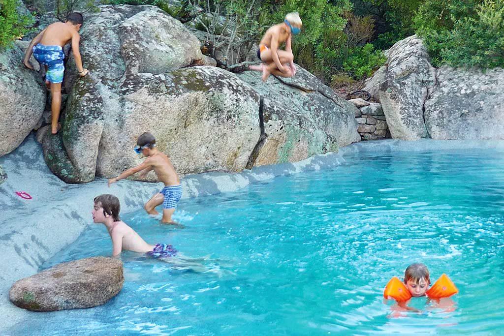 Wasser und Spaß für das Kinderherz